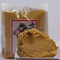 [手作り味噌]雪っ子 辛口味噌 1kg(昔ながらの本格みそ)