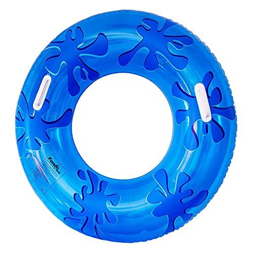 Schwimmreifen Splash mit Griffen, 105 cm (49100)
