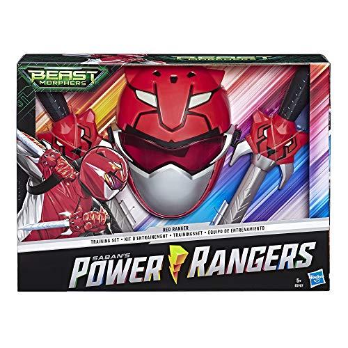 Power Rangers E5907EU5 PRG Hero Trainingspack, Mehrfarbig