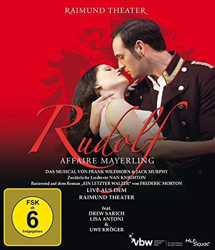 Rudolf - Affaire Mayerling - Das Musical von Frank Wildhorn und Jack Murphy [Blu-ray]