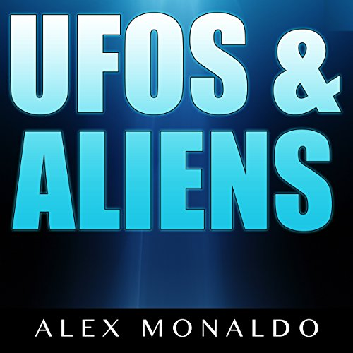 UFOs & Aliens audiobook cover art