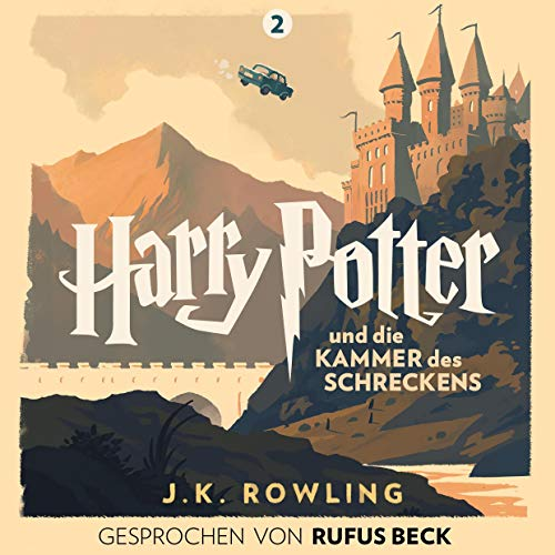 Harry Potter und die Kammer des Schreckens - Gesprochen von Rufus Beck     Harry Potter 2              By:                                                                                                                                 J.K. Rowling                               Narrated by:                                                                                                                                 Rufus Beck                      Length: 11 hrs and 39 mins     1 rating     Overall 5.0
