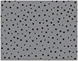 Drymate Scented Cat Litter Mat Premium Non-Slip -Traps Litter from Box and Paws- Urine Proof Backing Protects Floors, Soft Material Catches Litter From Kitty Paws, 28' x 36', Grey, Black