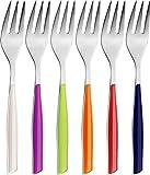BUGATTI Set 6 forchette Dolce Glamour Multicolor...