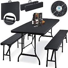 KESSER® - 3-teilig Set, Tisch