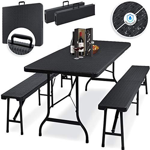 KESSER KESSER® - 3-teilig Set, Tisch Bild