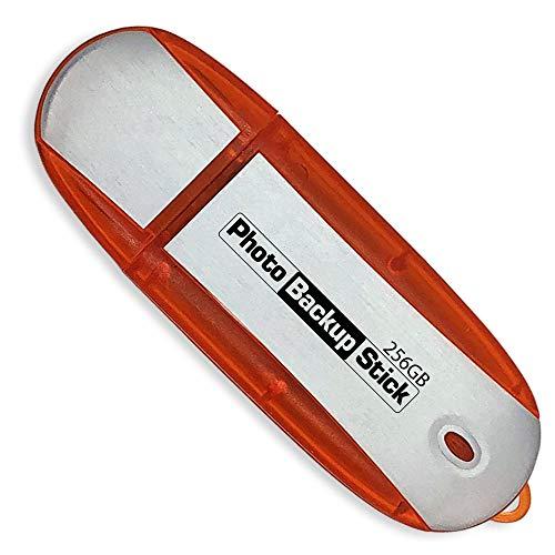 Photo Backup Stick - chiavetta USB di backup per foto, computer, tablet e telefoni 256GB