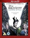 Maleficent: Mistress of Evil 3D [Blu-ray] [2019] [Region Free]
