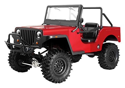 Gmade 55000 Sawback 4LS GS01 4WD Off-Road Vehicle Kit
