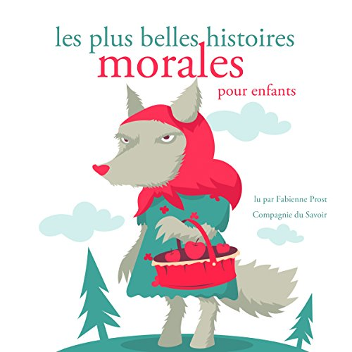 Couverture de Les plus belles histoires morales