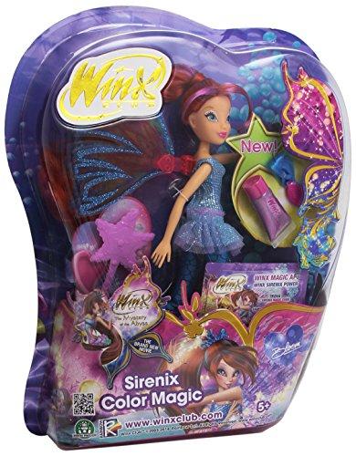 Giochi Preziosi - Winx Sirenix Cambio Colore, Personaggi Assortiti