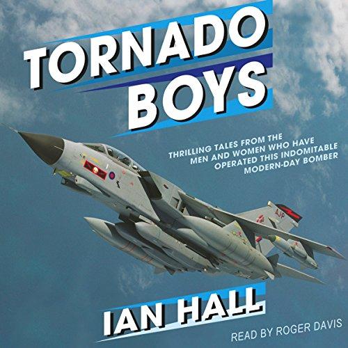 Tornado Boys audiobook cover art