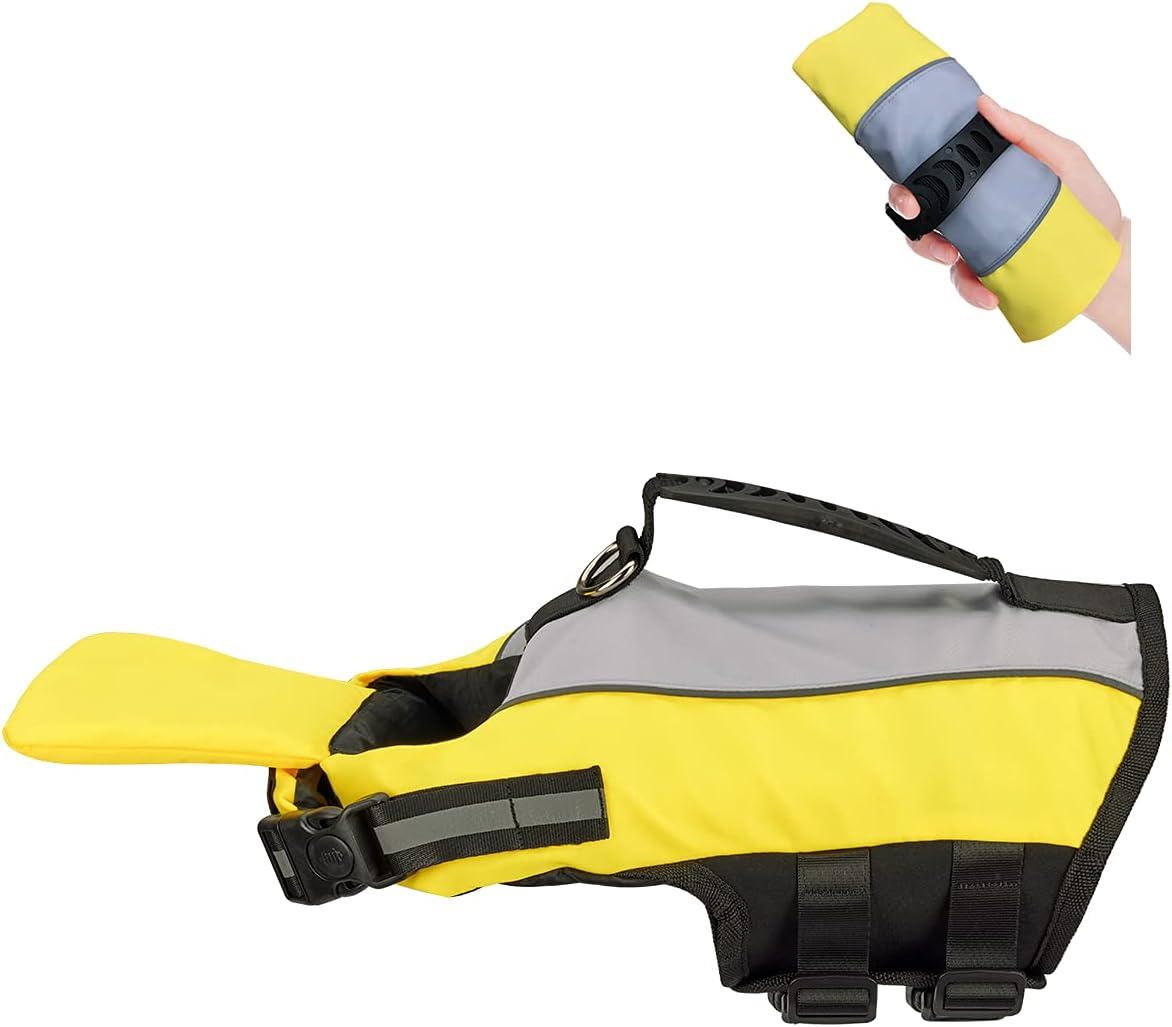 Cash special price quality assurance Dog Life Jacket - Reflective Buoyanc Superior with Vest