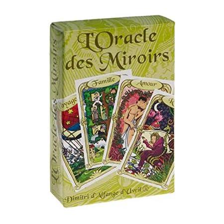 Usage talismanique et m/édiumnique Le Jeu /& Comment Tirer Le Tarot de Marseille Jeu taromantic