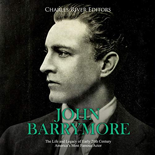 John Barrymore audiobook cover art