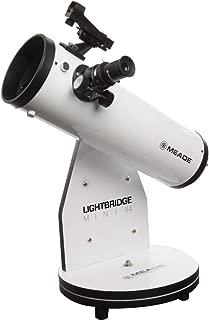 meade lightbridge 12 inch truss tube dobsonian telescope