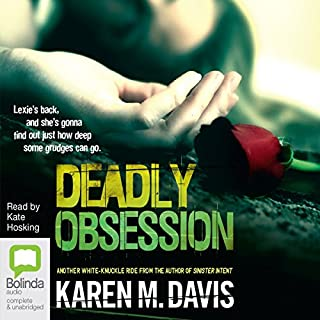 Deadly Obsession cover art
