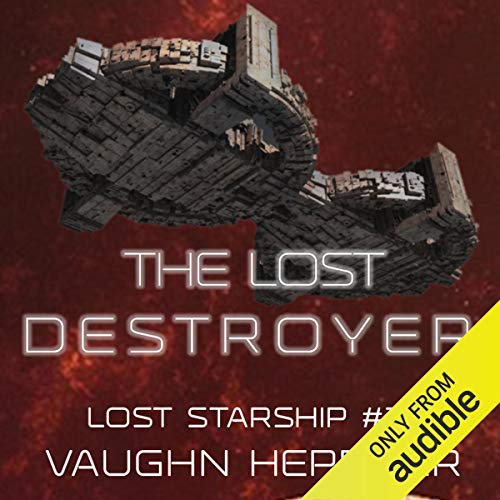 The Lost Destroyer cover art