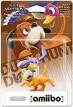 Duck Hunt Duo Amiibo (Super Smash Bros. Collection, No. 47) - Europe/Australia Import - Nintendo