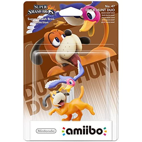 Nintendo Duck Hunt Super Smash Bros. - Figuras de acción y de ...