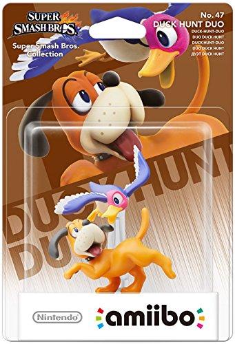 Amiibo Duo Duck Hunt - Super Smash Bros. Collection