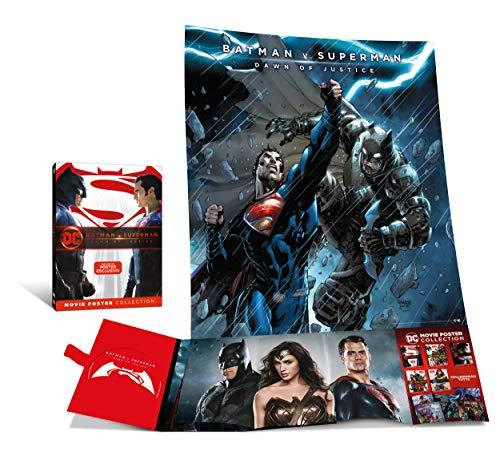 Batman V Superman - Dawn Of Justice - Ltd Movie Poster Edition (1 DVD)