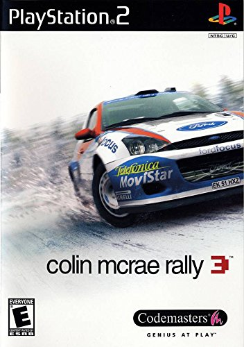 Colin Mcrae Rally 3-(Ps2)