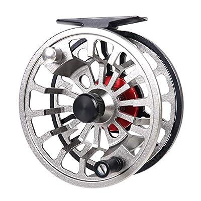 MAXIMUMCATCH Fly Fishing Reel CNC Machined Aluminium Alloy Body Mid Arbor 3/4,5/6,7/8wt by MAXIMUMCATCH