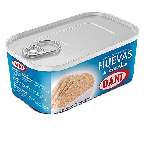 Dani - Huevas de bacalao - Pack 6 x 200 gr.