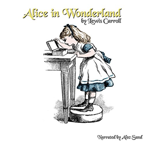 『Alice in Wonderland』のカバーアート