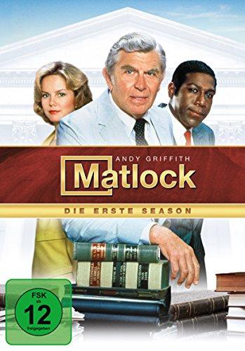 Matlock - Die erste Season [7 DVDs]