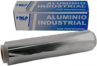Rollo Papel Plata - Aluminio Industrial 30cm ancho