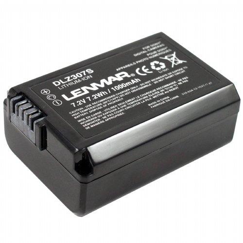 Lenmar DLZ307S Battery for Sony NEX-3, NEX-5, SLT-A33, SLT-A55VL Digital Cameras