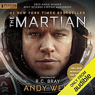 The Martian Titelbild