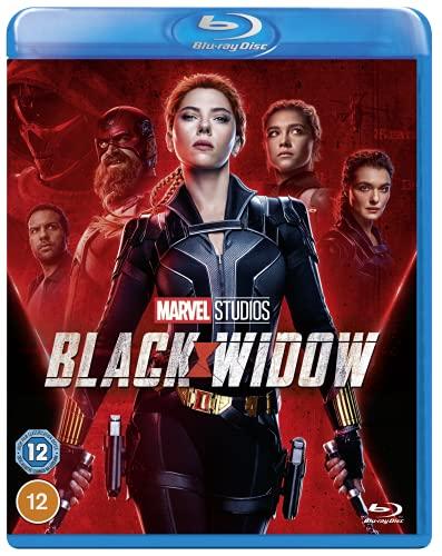 Marvel Studios Black Widow Blu-ray [2021] [Region Free]