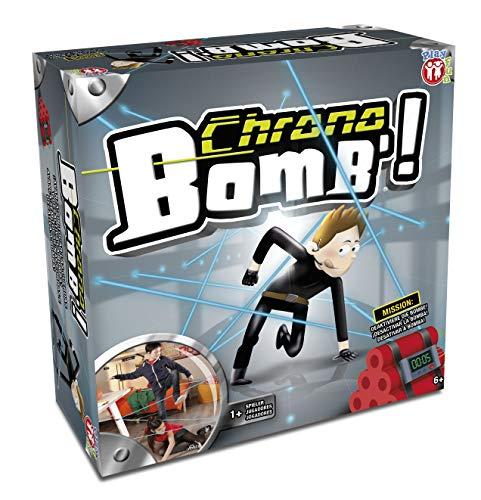IMC Toys Chrono bomb - Juego de reflejos, mínimo 1 jugador ,...