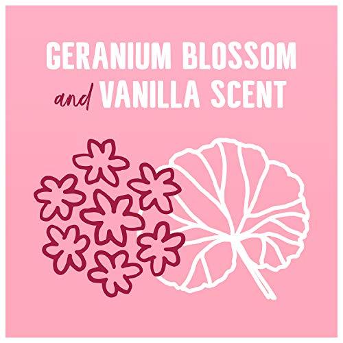 Seventh Generation Concentrated Laundry Detergent, Geranium Blossom & Vanilla, 40 oz (53 Loads)