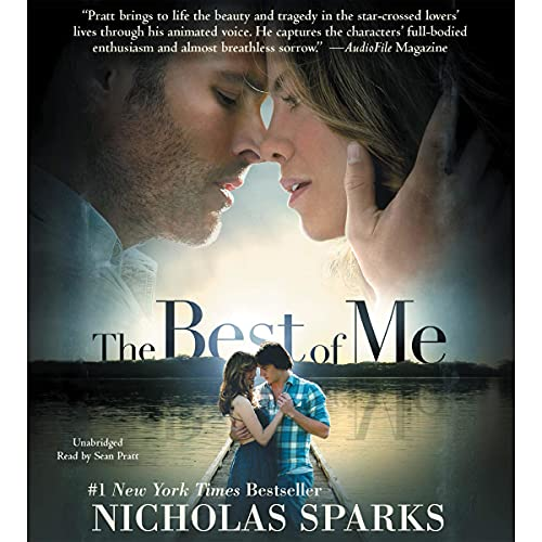 The Best of Me Audiobook By Nicholas Sparks cover art