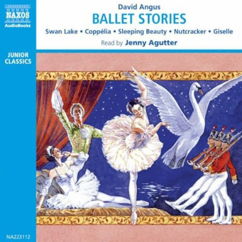 Ballet Stories audiobook cover art
