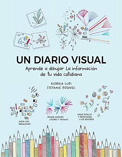 Un diario visual: Aprende a dibujar la información de tu vida cotidiana