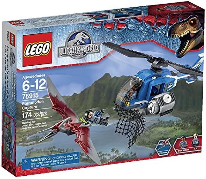 LEGO Jurassic World 75915 Pteranodon Capture