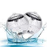 SANBLOGAN Unterwasser Licht, 2 Stück Schwimmendes Pool Licht Farbwechsel Wasser Schwimmende Lampen...
