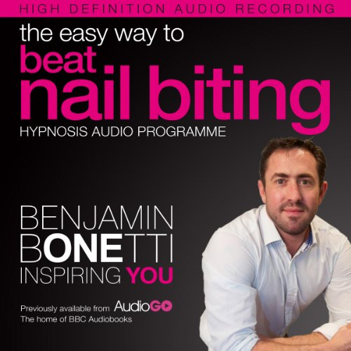 The Easy Way to Beat Nail Biting with Hypnosis                   By:                                                                                                                                 Benjamin P Bonetti                               Narrated by:                                                                                                                                 Benjamin P Bonetti                      Length: 1 hr and 7 mins     1 rating     Overall 5.0