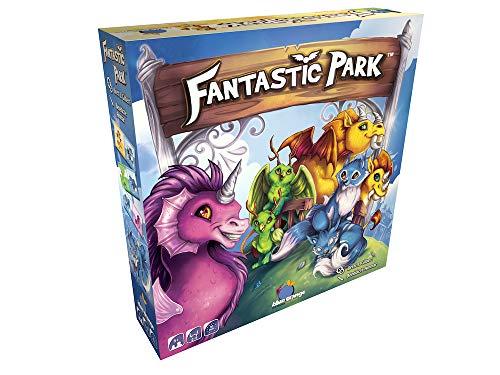 Blue Orange Games BLU90459 Nein Fantastic Park, Spiel