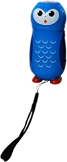 Elka Australia 7608-BO Owl Gyro Torch Torch, Blue, 12 Centimeters