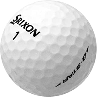 Srixon Q Star AAAA Pre-Owned Golf Balls, Pack of 12