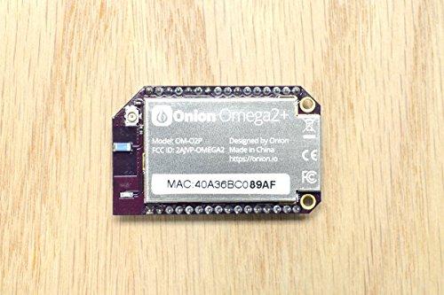 Omega2 Plus: Computer Linux con Wi-Fi, realizzato per IoT