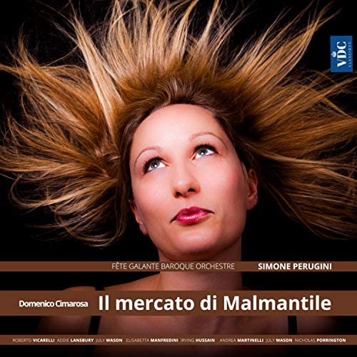 Simone Perugini & Fête Galante Baroque Orchestra