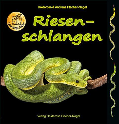 Riesenschlangen (Spannende Natur)