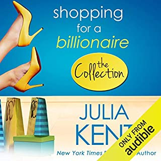 Shopping for a Billionaire cover art